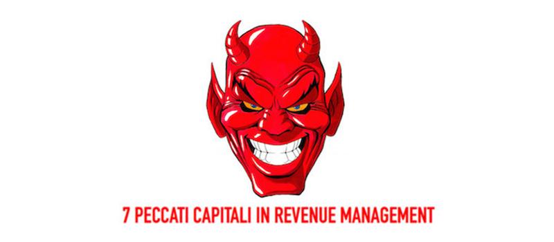 Diavolo Con I 7 Peccati In Revenue Management