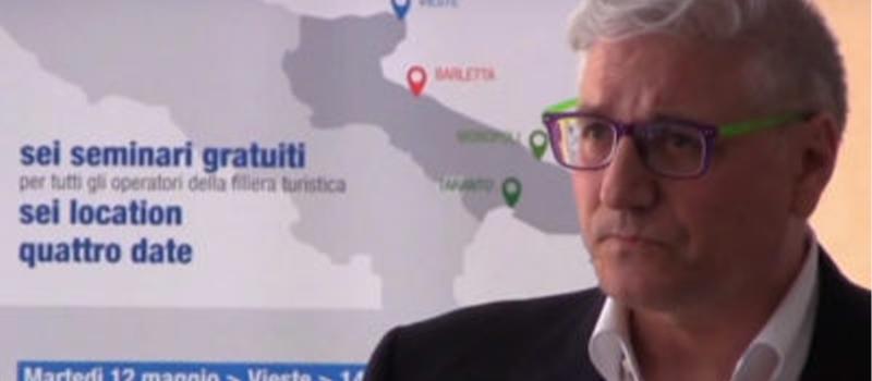 Luciano Scauri In Puglia